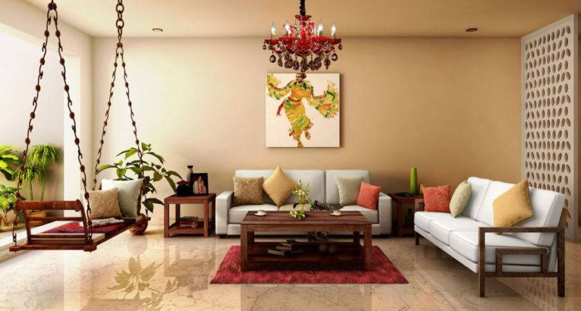 Look Small Living Room Design Ideas India Kublook