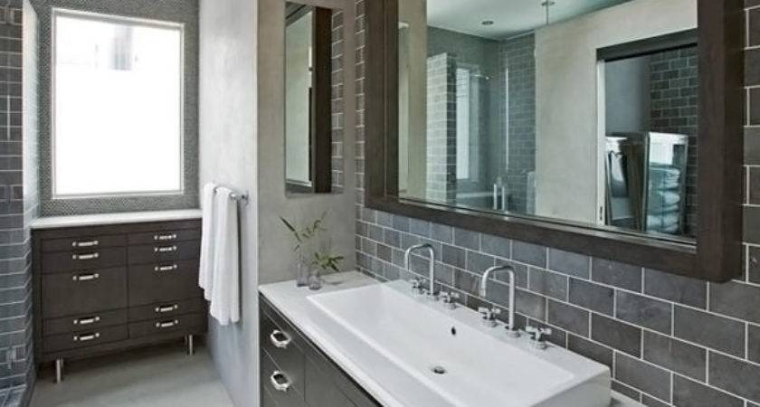 Look Sophisticated Gray Bathroom Designs Home