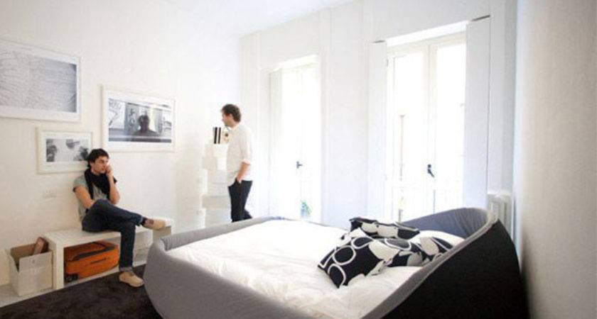 Looking Cool Bed Interiorzine