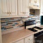 Looks Like Tile Backsplash Best Home Design