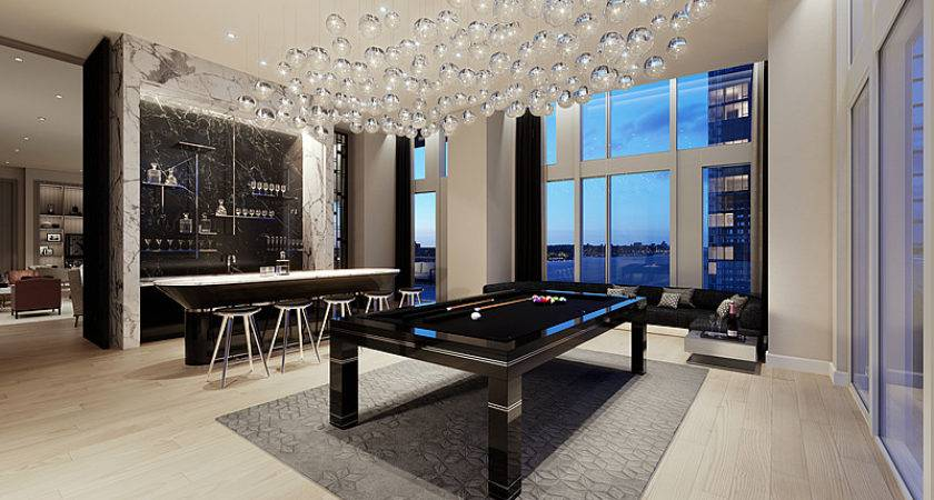 Luxury Amenities Unveiled Waterline Square Towers