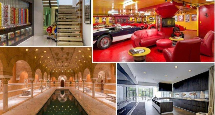 Luxury Home Amenities Rich Famous Realtor