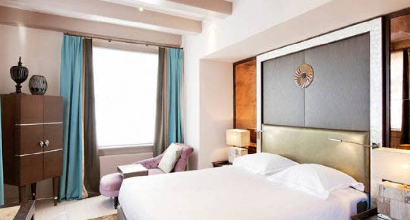 Luxury Hotel Rooms Interior Back Home