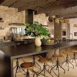 Madison Muse Rustic Kitchens