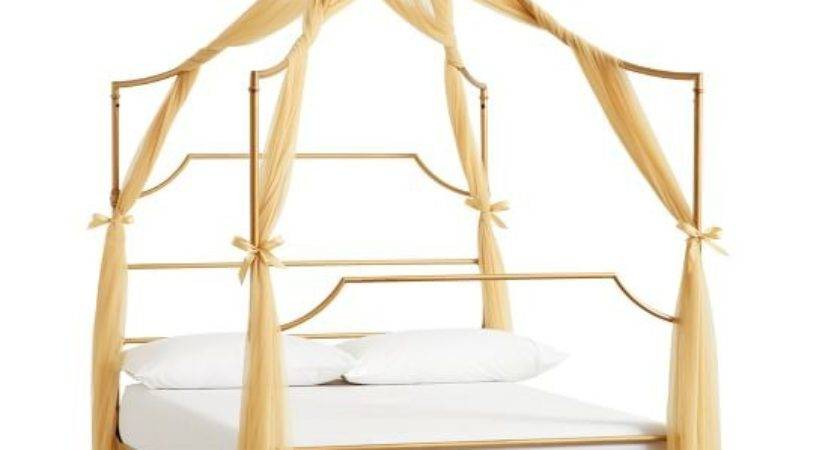 Maison Canopy Bed Pbteen