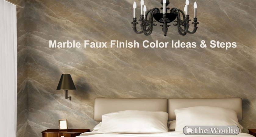 Marble Painting Faux Walls Colors Ideas