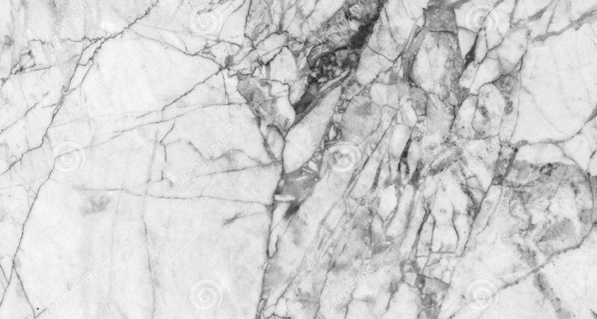 Marble Patterned Texture Black White