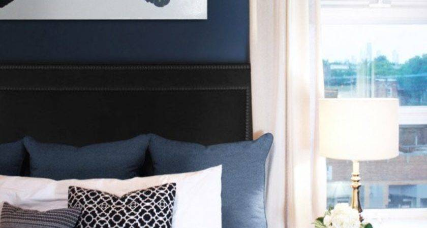 Marvelous Navy Blue Bedroom Ideas
