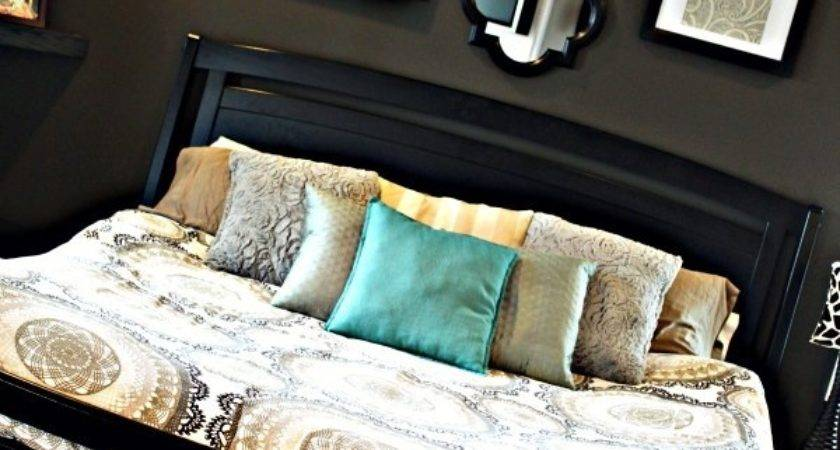 Master Bedroom Wall Makeover Love Colors Set