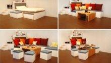 Matroshka Furniture Compact Living Perfect