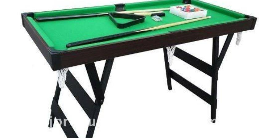 Mdf Small Billiard Table Pool Snooker Buy