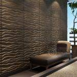 Mdf Wave Panel Wall Decor Beach China Manufacturer