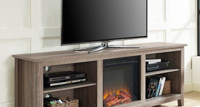 Media Center Fireplace Best Buy Console Stands