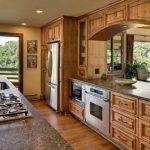 Mequon Rustic Kitchen Back Yard Remodel