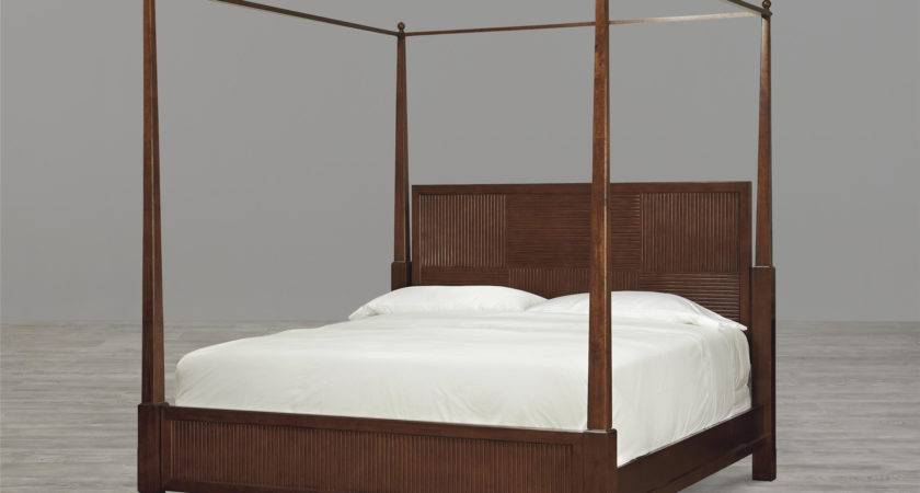 Metal Four Poster Beds Canopy Wood Bed Frame