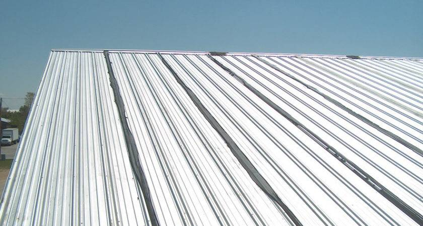 Metal Roof Sealing Systems