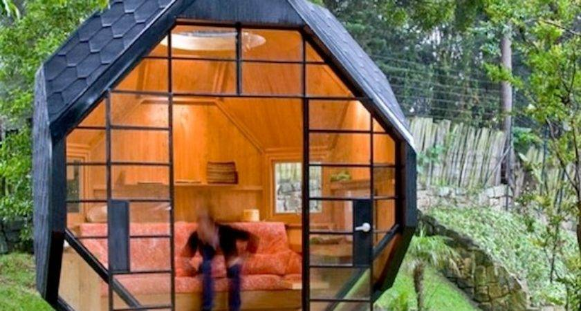 Micro Home Architecture Trend Tiny House Green Design