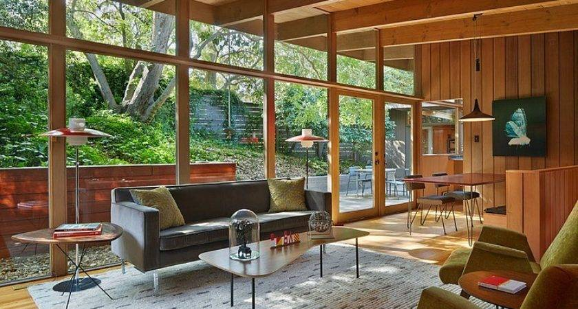 Mid Century Modern Renovation Koch Architects Homeadore