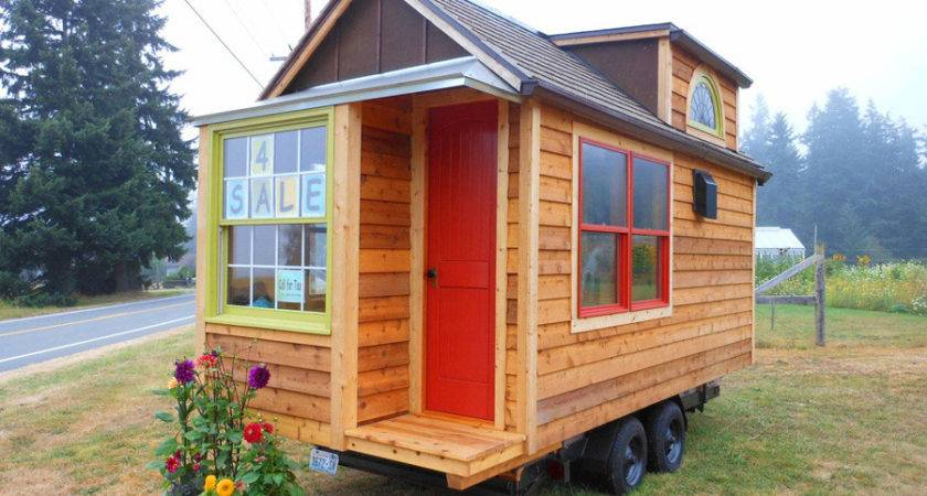 Mighty Micro House Tiny Swoon