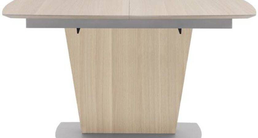 Milano Occa Small Extending Dining Table