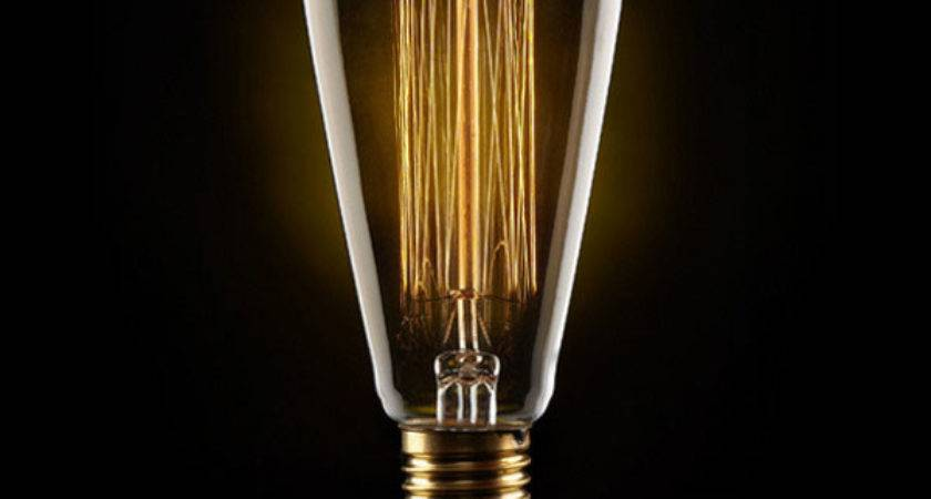 Mimime Large Squirrel Cage Filament Light Bulb