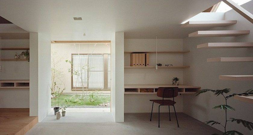 Minimalist Home Extension Japanese Style