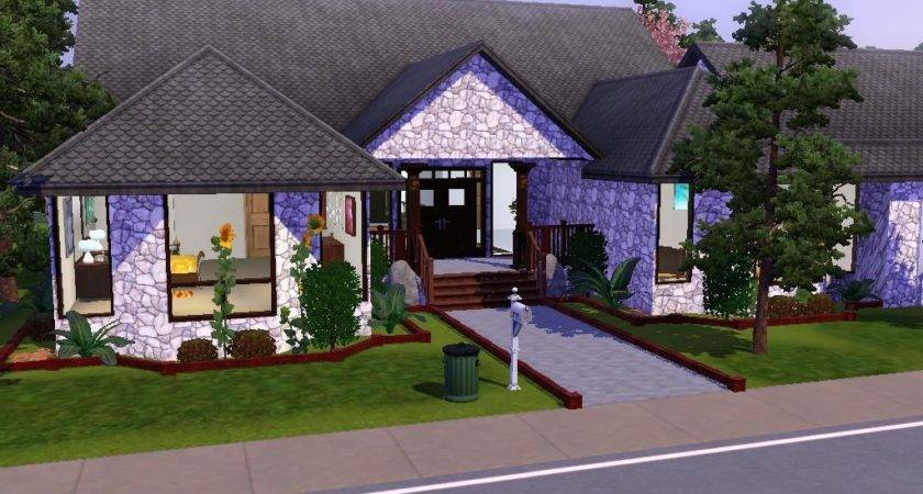 Mod Sims Cozy House Small