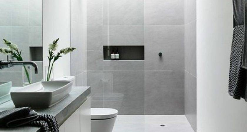 Modern Bathroom Different Possible Styles Covers
