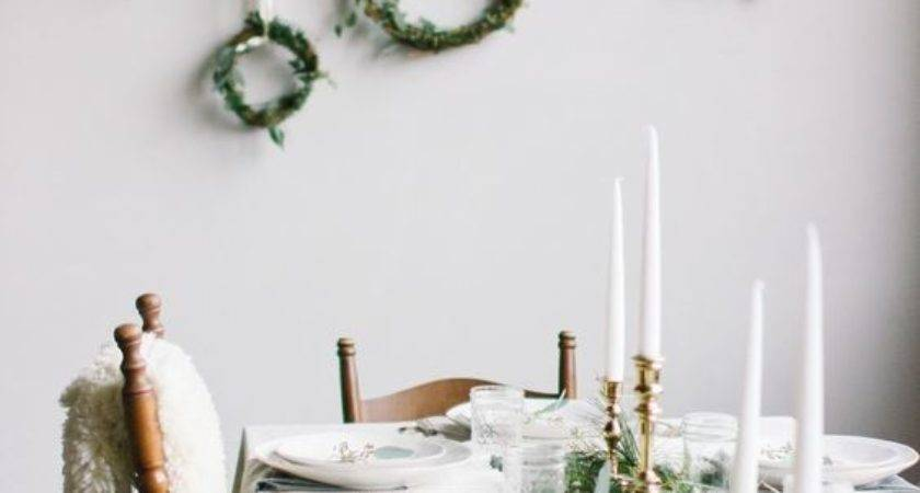 Modern Christmas Decoration Inspirations
