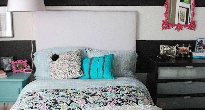 Modern Colorful Teen Bedroom Noble Vintage