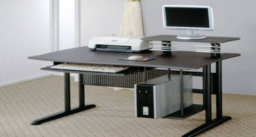Modern Computer Desks Type Thediapercake Home Trend