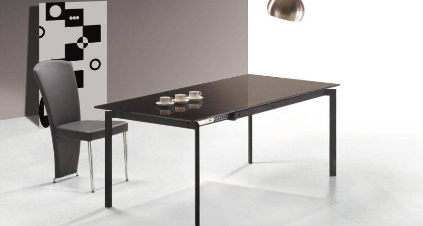 Modern Dining Room Table Extension Furniture