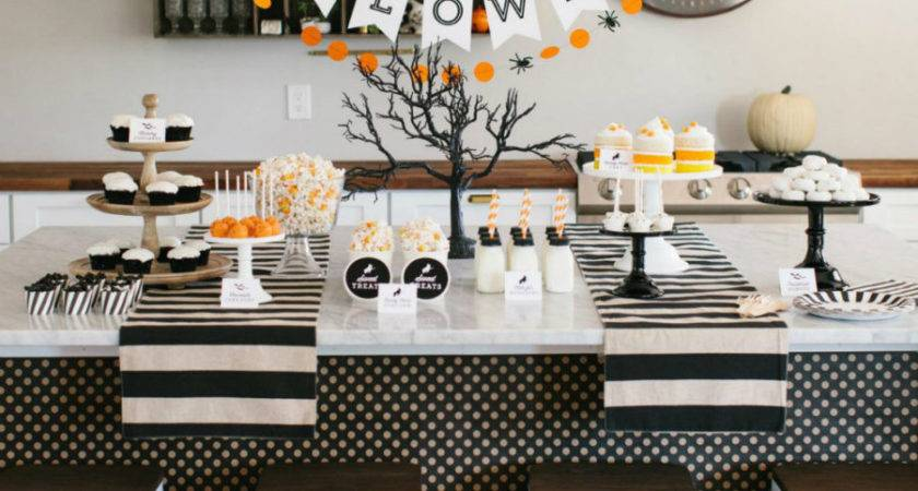 Modern Halloween Decor Spooktacular Home Decoration