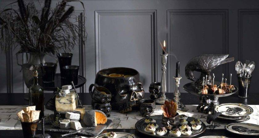Modern Halloween Decor Spooktacular Home