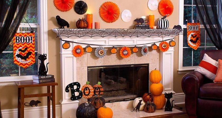 Modern Halloween Decorations Garlands Props Balloons
