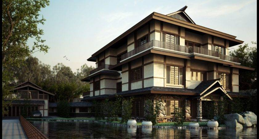Modern Japanese Homes Pleasing Japan Houses Look