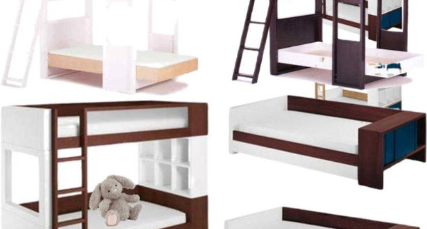 Modern Kids Bunk Beds Polyvore