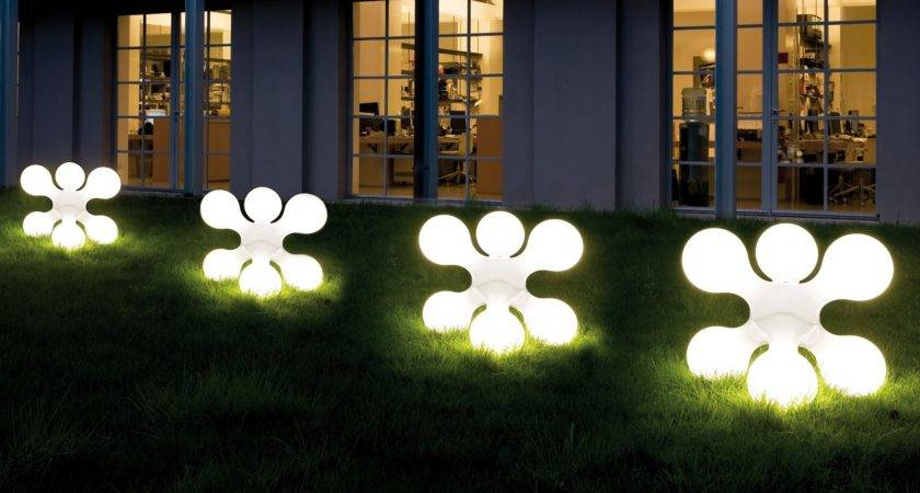 Modern Landscape Lighting Design Ideas