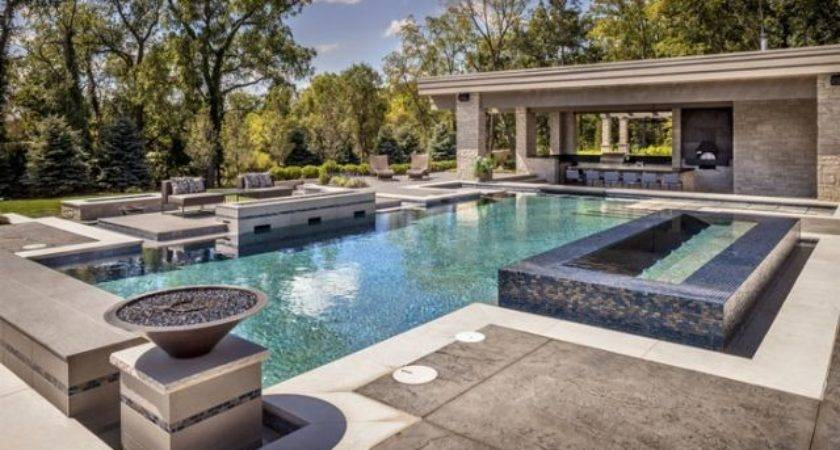Modern Pool Designs Barrington Pools