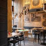 Modern Rustic Industrial Restaurant Design Ideas Awesome