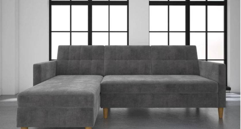 Modern Sectional Sofas Small Spaces
