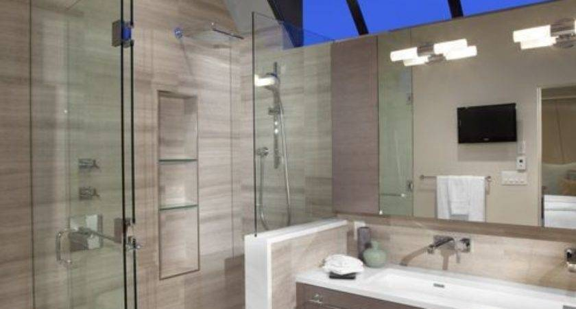 Modern Shower Houzz