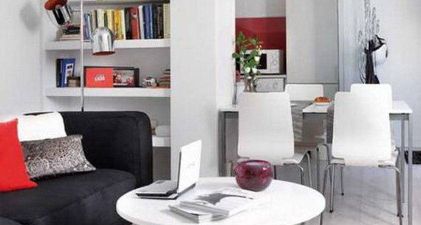 Modern Small Apartment Decorating Ideas Living Room