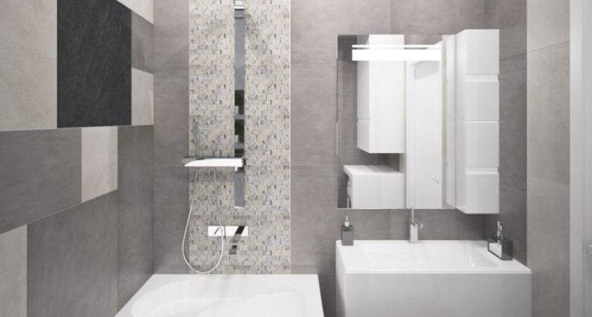 Modern Small Bathroom Designs Combined Variety