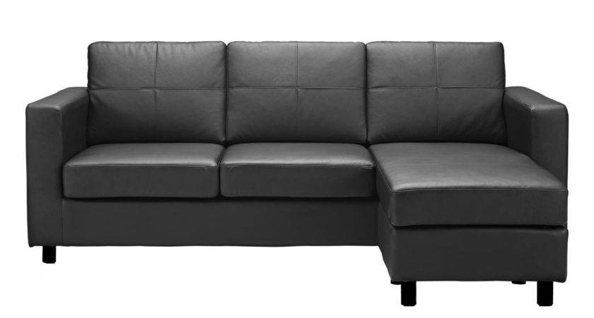 Modern Small Sofa Sectional Grey Ftfpgh