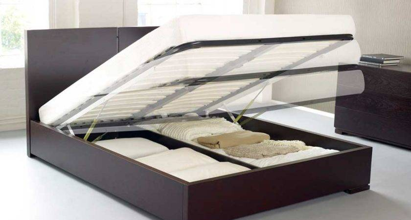 Modern Stylish Storage Beds