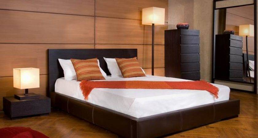 Modern Wooden Bed Designs Interior Design