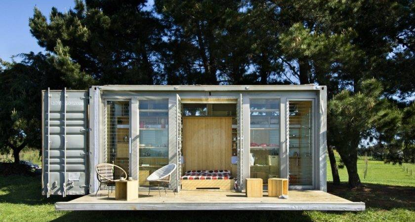 Modular Guest House Shipping Container Ideas