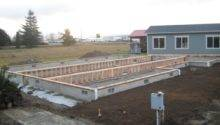Modular Home Ready Foundation Constructed Coach Corral