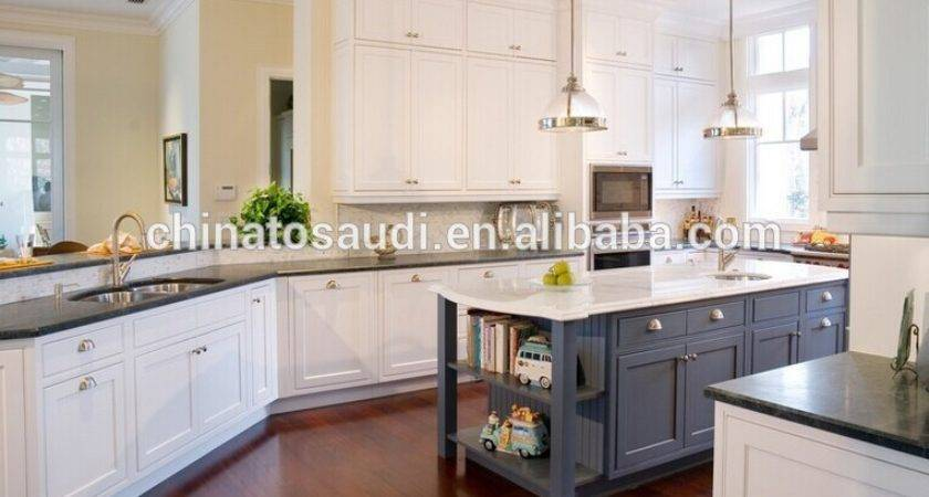 Modular Kitchen Cabinets Set White Lacquer Cabinet